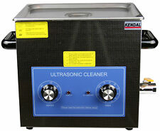 PRO 540 Watt 9 Liter (2.38 gal)  HEATED ULTRASONIC CLEANER HB-49MHT j5