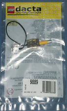 Missing Lego Brick 9889 (2980c01) Yellow Electric Temperature Sensor New Sealed