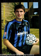 Milan Drageljevic Eintracht Trier 2002-03  TOP AK  + A 73254