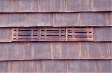 Plain Tile Vent | Roof Ventilation For Concrete/Clay Plain Tiles | Smooth Finish