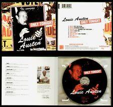 LOUIE AUSTEN - CD DIGIPACK 2001 - ONLY TONIGHT - 8 TRKS