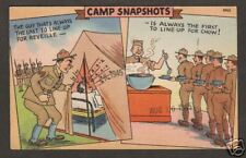 Humorous Look At Boot Camp During World War Ii *