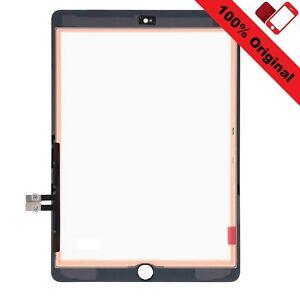 """iPad 6 Orignal 9,7"""" (2018) Digitizer Front Touchscreen Glas Frontscheibe Weiß"""