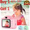 "2.0"" LCD Children Mini Digital Camera 1080P HD Kids Toys  Camcorder Gift B1G1"
