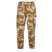 Genuine British army combat trousers Desert military pants 95 lightweight NEW