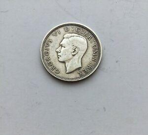BRITISH COIN 1940 KING GEORGE VI SHILLING