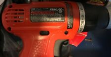 Black & Decker GC1200 12-Volt Cordless Drill - includes 12V battery & charger