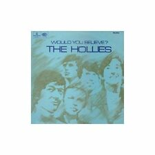 Would You Believe [Limited Edition] by The Hollies (CD, Dec-2013, WEA Japan)