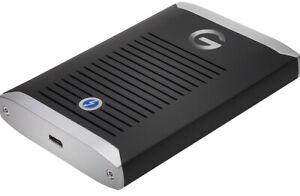G-Technology G-Drive Mobile Pro SSD 1TB Festplatte, Thunderbolt 3 (0G10311)
