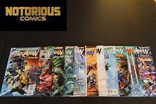 Aquaman 15 16 17 18 19 20 21 22 23 24 25 Complete Comic Lot Run Set Geoff Johns