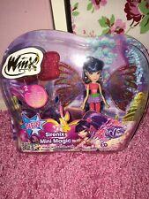 Winx Club Musa Sirenix Mini Magic Puppe Doll Figur 12cm New In Box Neu