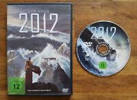 ⭐⭐⭐⭐ 2012 Wir waren gewarnt ⭐⭐⭐⭐ Ein Roland Emmerich Film ⭐⭐⭐⭐ FSK 12 DVD ⭐⭐⭐⭐