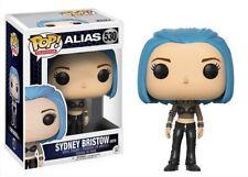 Alias - Sydney Bristow (Goth) - Funko Pop! Television: (2017, Toy NUEVO)