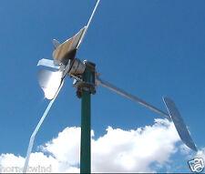 X3 WindWalker SUPER breeze wind turbine 12 VAC  BEST FOR LOW WINDS - LARGE BLADE