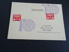Nederland 170 op briefkaart VIIe int. koude-congres in Nederland 1936