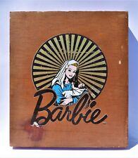 """IMBUE """"Barbie""""- Collector 1/3 exemplaires-(Warhol-Koons-Haring-Banksy-Basquiat)"""