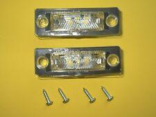 2 Stück neue Kennzeichenleuchten LED 5856920 VW Passat Lim. 3B3 Touran 1T T5 T6
