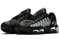 NIKE AIR MAX TAILWIND IV BLACK WHITE SIZE UK 10 RUNNING TN PLUS MENS TRAINERS