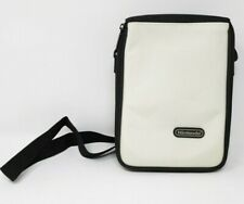 Nintendo White & Black Travel Carrying Case for DS Lite DSi 3DS (Not XL)