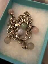 Tiffany & Co Rose Quartz Etc Bracelet
