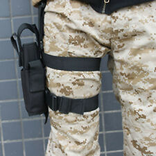 New Military Adjustable Leg Bag Pouch Thigh Handgun Pistol Holster for Hunting