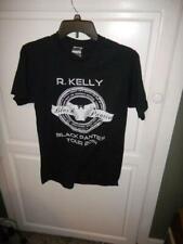 R. Kelly Live Black Panties 2014 Tour Shirt Size Small Nice