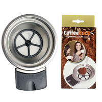 Porte dosette rechargeable Coffeeduck pour Senseo Quadrante Latte Twist