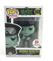 Funko Pop! Herman Munster #868 Figure from The Munsters - Walgreens Exclusive