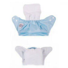 New Reusable Baby Modern Cloth Diaper Nappy Liners insert 2 Layers Cotton