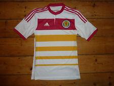 Homme: s SCOTLAND Football shirt Scottish Football Adidas Jersey 2014/15 SFA