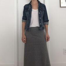GAP Woman Medium Wash Blue Denim Jean Jacket, XS