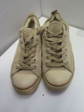 Genuine Ugg Leather/Suede Converse Sand Shoe UK 5.5 Euro 38 in Beige