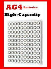 20 pcs AG4 G4 377 SR626 LR626 1.5V bulk alkaline battery for watch 0-Hg