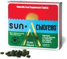 Sun Chlorella A1 - 200mg  (300 Tablets)