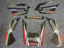 Yamaha Warrior quad Rockstar Energy Come ufficiale set grafico GR1430