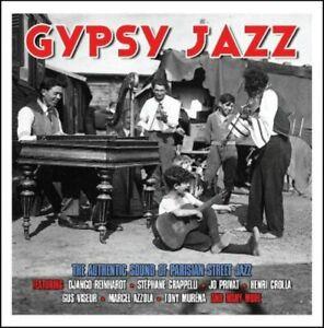 Gypsy Jazz 2-CD NEW SEALED Django Reinhardt/Gus Viseur/Henri Crolla/Tony Murena+