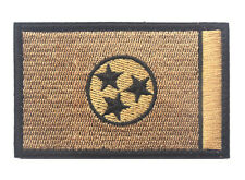 Tennessee STATE FLAG USA ARMY MORALE TACTICAL MILITARY BADGE  PATCH