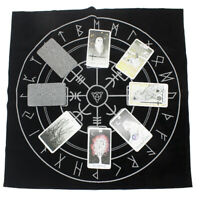 Tarot Altar Mediation Reading Tablecloth Divination Cards Constellations 49*49cm