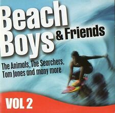 Beach Boys / Various ‎CD Beach Boys & Friends Vol 2 - Promo - England (EX/M)