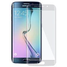 3D PANZERGLAS Full Cover Samsung Galaxy S7 Edge Curved Gewölbt Echtglas TOP