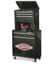 Craftsman Rolling Tool Cabinet Storage Chest Box Garage Toolbox Organizer Drawer