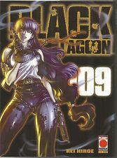 MANGA - Black Lagoon N° 9 - Prima Ristampa - Planet Manga - NUOVO