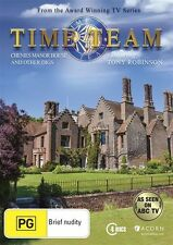 Time Team Chenies Manor House & Other Digs (Series 12) NEW R4 DVD