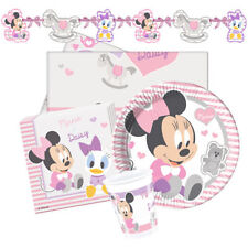 Minnie Mouse Party Tableware & Serveware