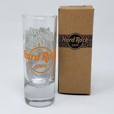 """Hard Rock Cafe Tampa Bay Logo Panorama 4"""" Shot Glass Cordial Nib"""