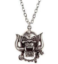 Motorhead WarPig Alchemy Rocks Official Pewter Pendant Lemmy Metal