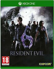 Resident Evil 6 HD For Xbox One (New & Sealed)