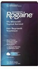 Rogaine for Women Hair Regrowth Treatment Foam 4 Month Supply Expires 01/2022