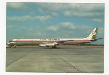 Air Zaire Douglas DC8-63AF Aviation Postcard, A718