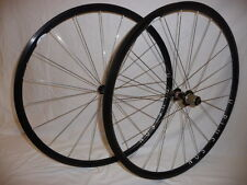 H Plus Son Archetype wheels with Novatec hubs for road race or training .